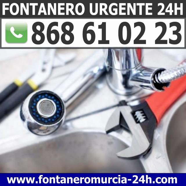 Fontanero Urgente en Tiñosa