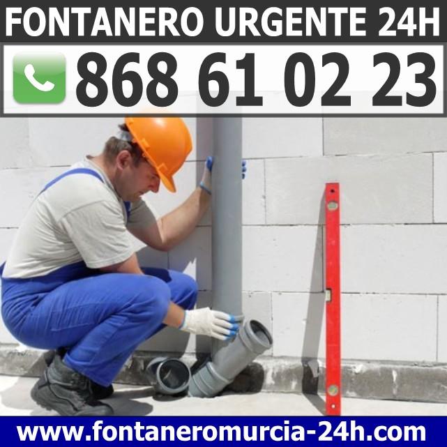 Fontanero Urgente en La Alberca