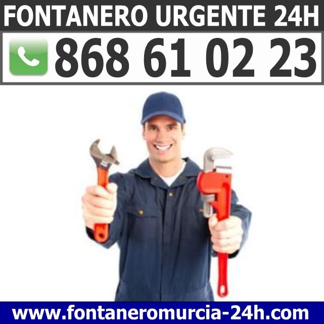 Fontanero Urgente en Los Alcázares
