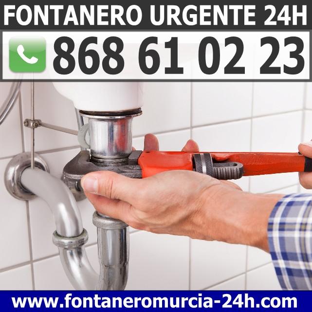 Fontanero Urgente en Abanilla