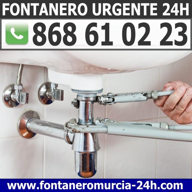 Fontanero Urgente en Torreagüera